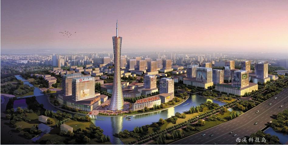 杭州恒生科技园写字楼信息-杭州写字楼网